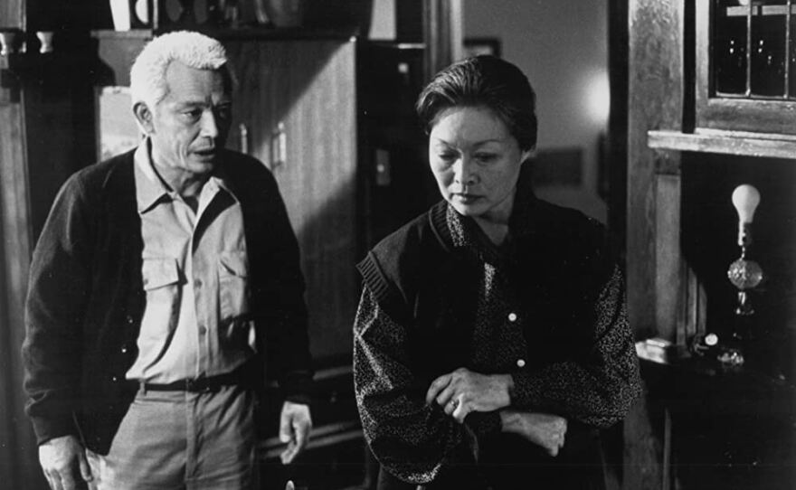 """Mak and Nobu McCarthy star in the 1988 film """"The Wash,"""" which screens as part of Pac-Arts' Spring Showcase program """"Songs Our Elders Taught Me."""""""