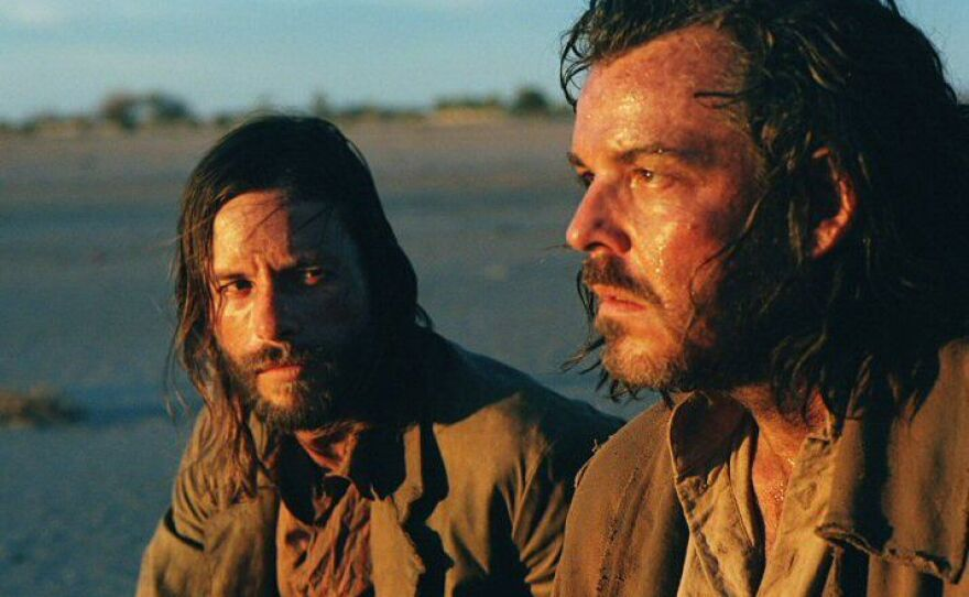 """Guy Pearce and Danny Huston star in """"The Proposition."""""""