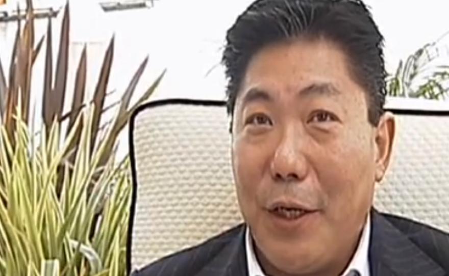 José Susumo Azano Matsura speaks to 10News during a 2011 interview.