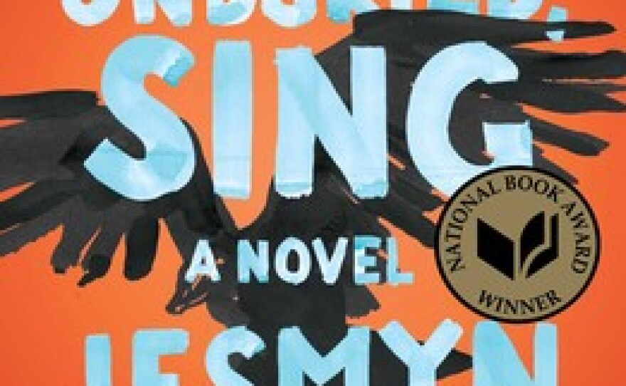 The book cover for the 'Sing, Unburied, Sing' by Jesmyn Ward, published September 5, 2017.