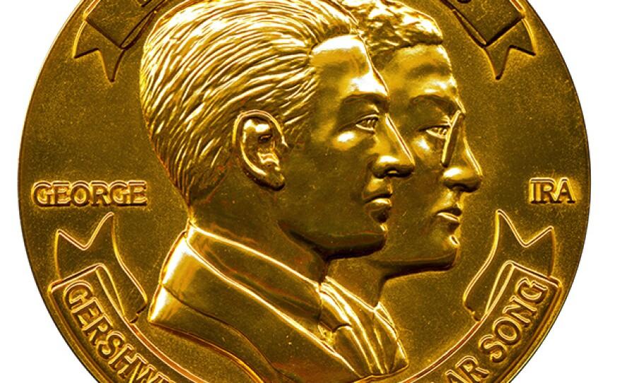 Gershwin medal