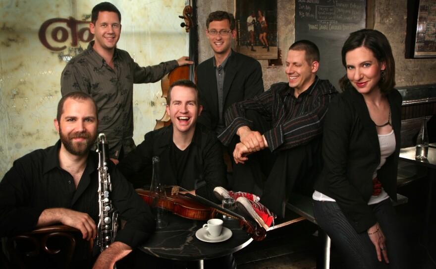 The Eighth Blackbird, a Grammy-award winning chamber music band, will perform at The Loft Saturday.