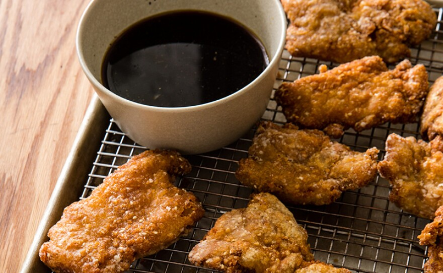 Test cook Bryan Roof and host Bridget Lancaster uncover the secrets to making Hawaiian-Style Fried Chicken.