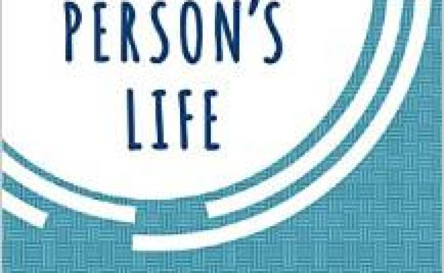 """Book cover, """"A Highly Sensitive Person's Life"""""""