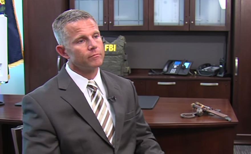 FBI Agent Robert Howe is pictured, Jan. 8, 2015.