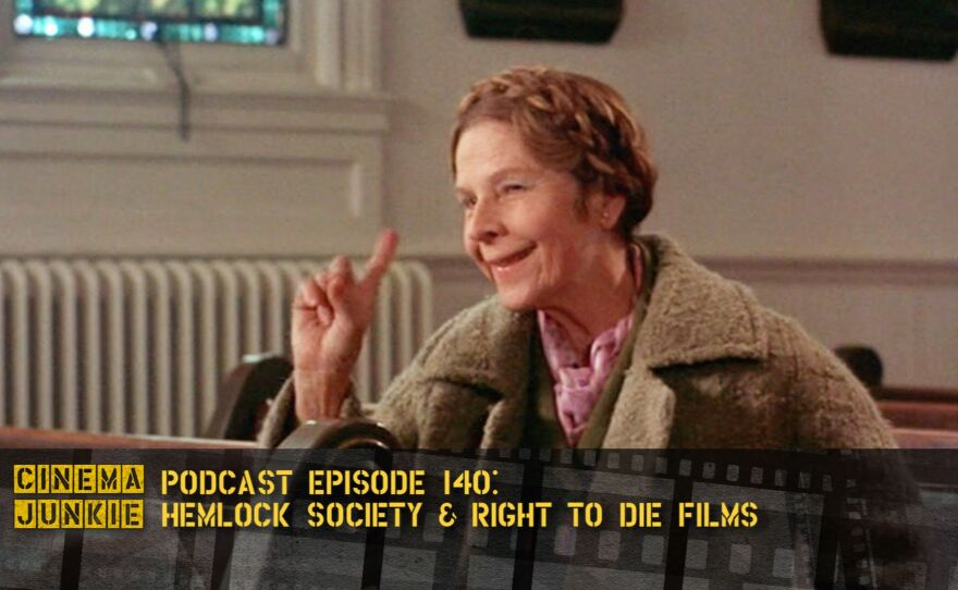 """Ruth Gordon stars as a woman who decides to end her life at 80 in the black comedy """"Harold and Maude."""""""