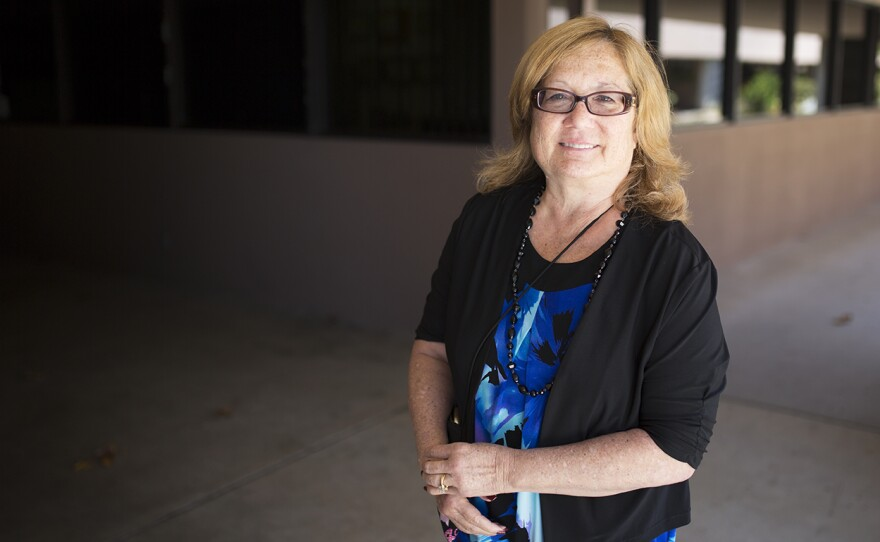 Lora Duzyk, the San Diego County Office of Education assistant superintendent of business services, is pictured, July 20, 2015. She was appointed San Ysidro's fiscal adviser.