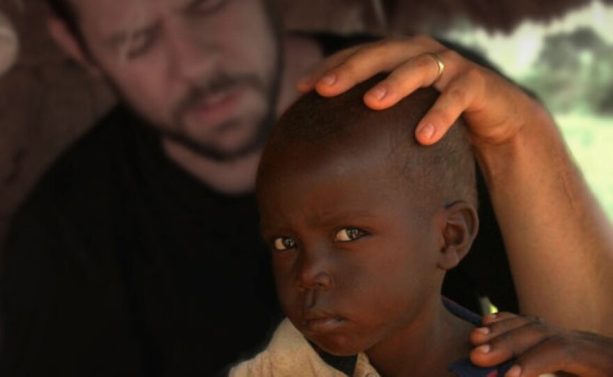 """Still from """"God Loves Uganda."""" Journey to the heart of East Africa, where Ugandan pastors and their American counterparts spread God's word and evangelical values to millions desperate for a better life. Inspired by his own African-American Baptist roots, director Roger Ross Williams explores a place where religion and African culture intersect."""