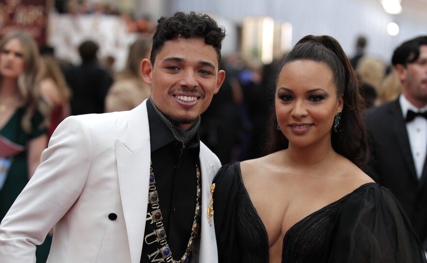This year's Broadway-adapted movie In The Heights, starring actors Anthony Ramos, left, and Jasmine Cephas Jones, is a rare exception to Hollywood's pattern of excluding Latino narratives.