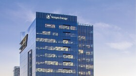 The Sempra Energy building appears in this undated photo.
