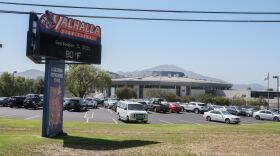 Valhalla High School in El Cajon, Calif. Sept. 3, 2021.
