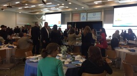North County Economic Summit held at CSU in San Marcos, April 12, 2017.