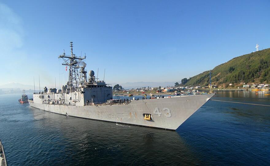 USS Thatch