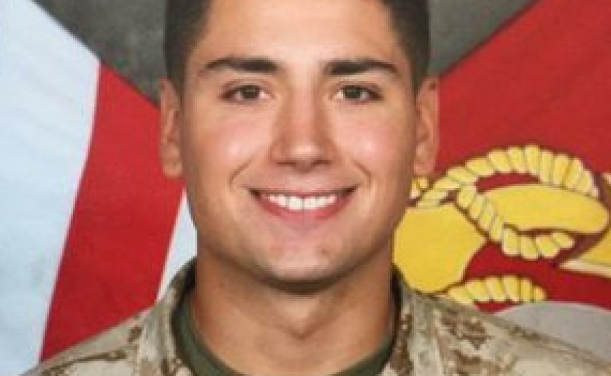 1st Lt. Adam Satterfield