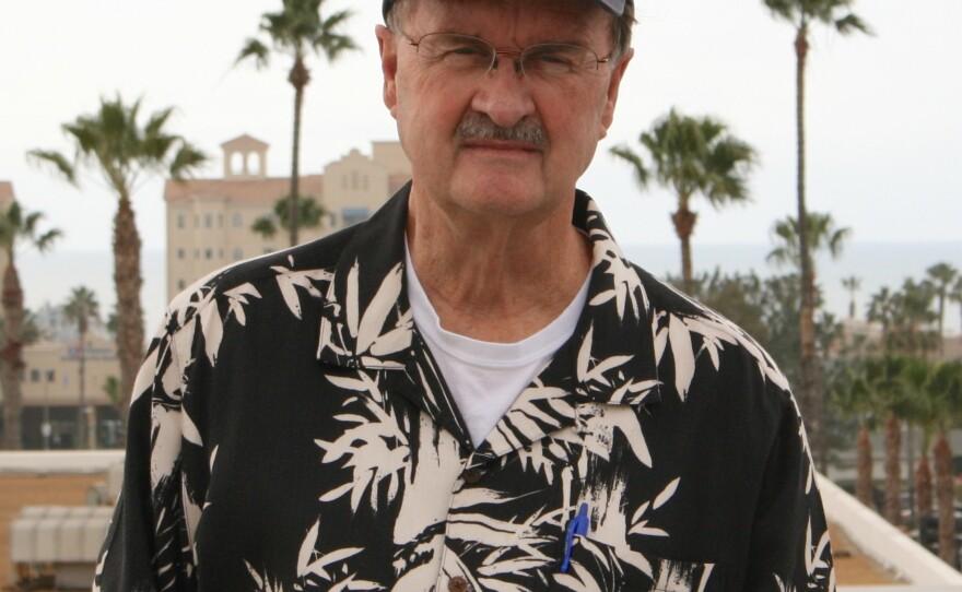 Oceanside Mayor Jim Wood, Jan. 15, 2016.
