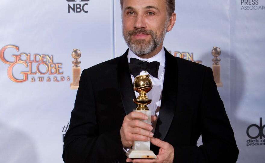 Most deserving winner: Christoph Waltz