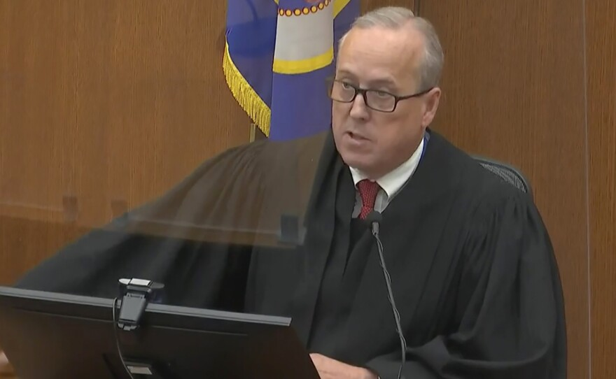 Hennepin County Judge Peter Cahill sentenced former Minneapolis police officer Derek Chauvin to 22 1/2 years in prison for the murder of George Floyd.