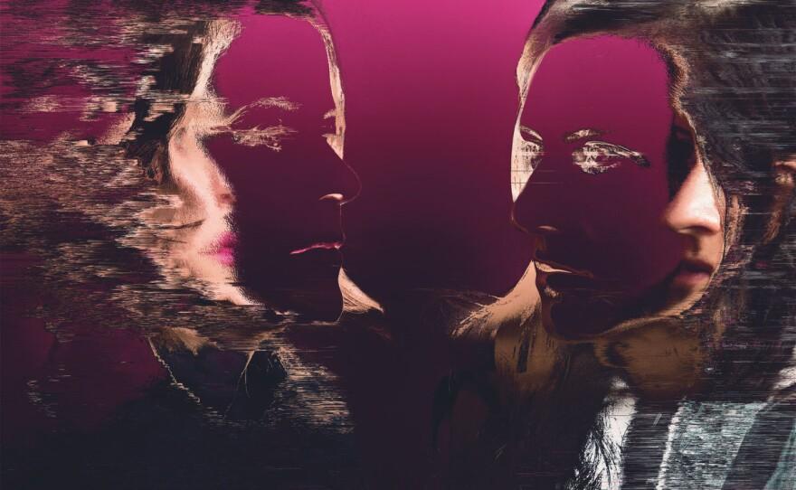 Album art for Vákoum's new album, Linchpin, released Feb. 19, 2021.