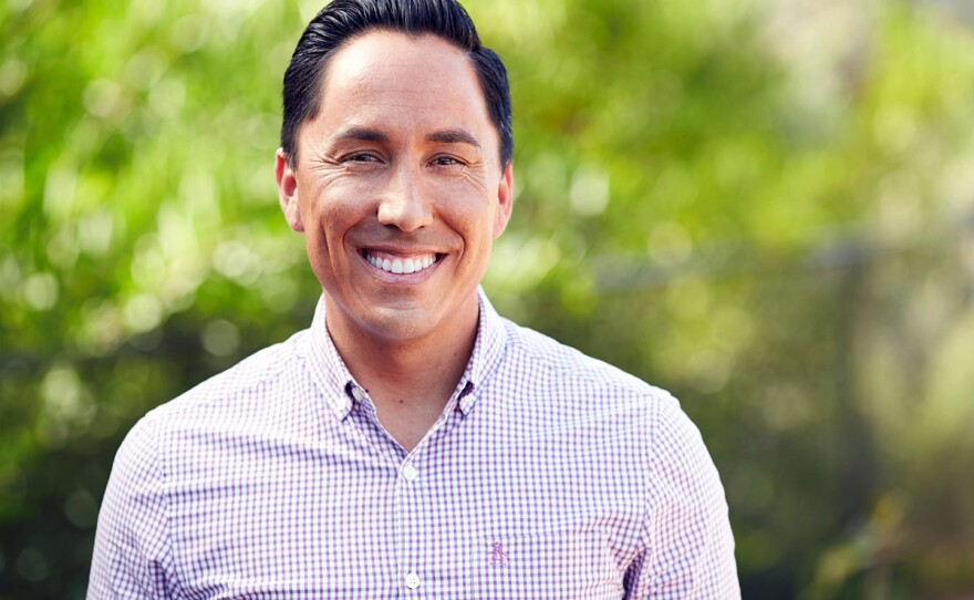 Assemblyman Todd Gloria is seen in this undated campaign photo.