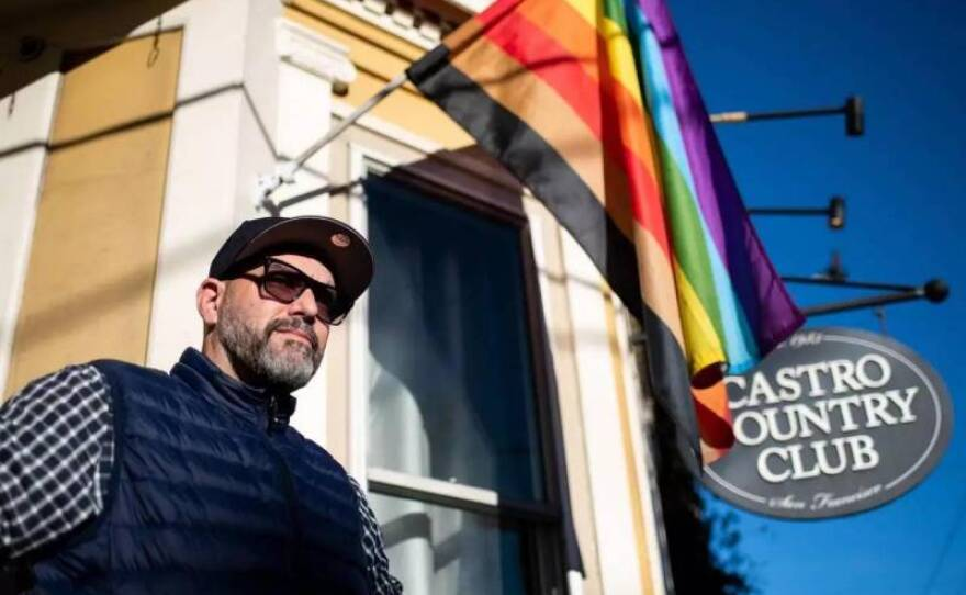 Billy Lemon, 50, kicked his meth habit more than nine years ago after taking part in a 'contingency management' program for meth and cocaine users at the San Francisco AIDS Foundation. For every negative drug test, he earned a small amount of money. Lemon now runs the Castro Country Club, a recovery center in San Francisco.