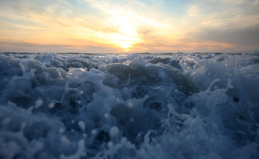 Warming temperatures are expected to cause sea levels to rise by as much as 3 feet over the next few decades.