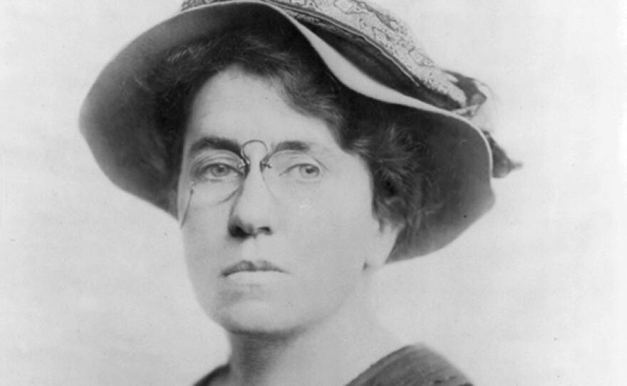 Emma Goldman, circa 1911.