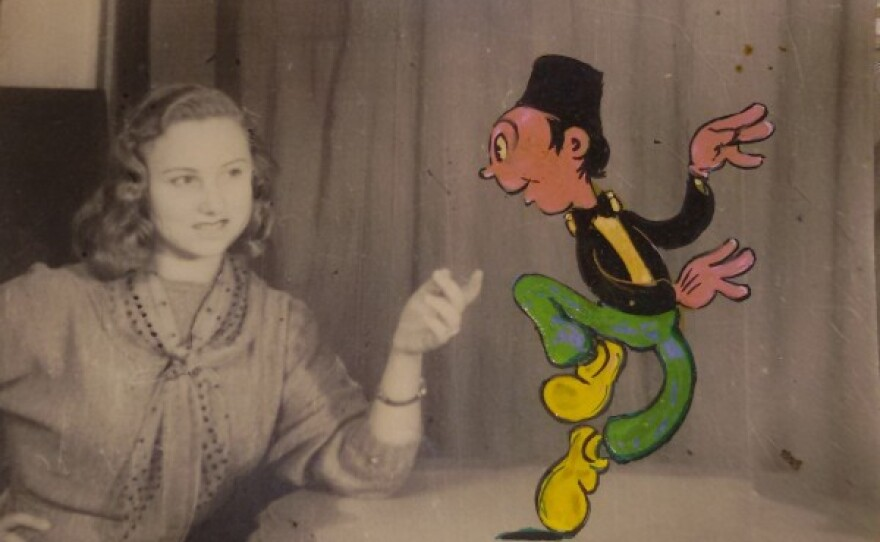 """The documentary """"Tomorrow, When the Apricots Bloom"""" looks to the first Egyptian animated films made by the Jewish Frenkel Brothers."""