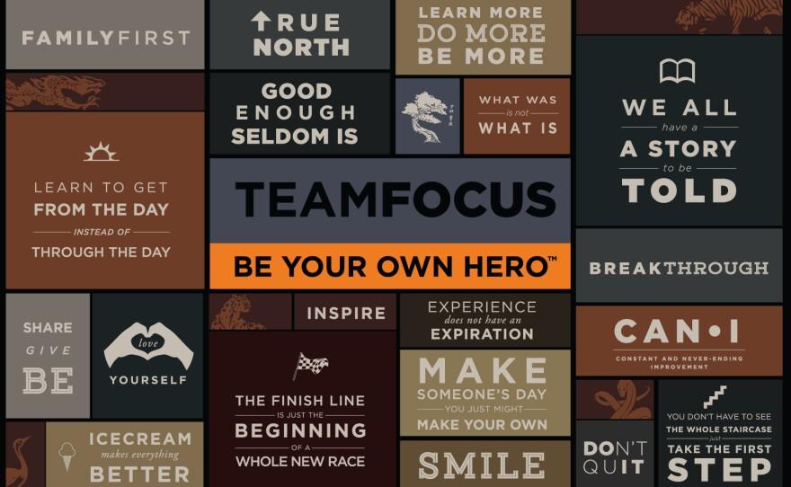 The USSD Team Focus' Manifesto.