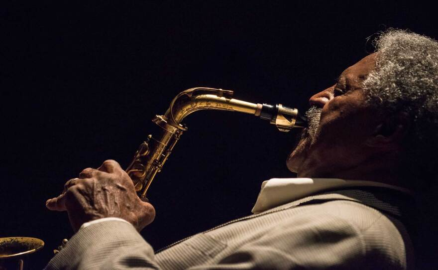 San Diego jazz saxophonist Charles McPherson is pictured in an undated photo.