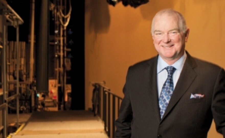 Ian Campbell is the General and Artistic Director at the San Diego Opera.