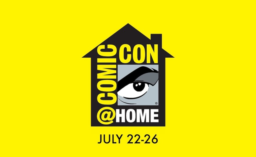 Coronavirus forced Comic-Con to cancel its annual summer pop culture convention and move it online as Comic-Con@Home.