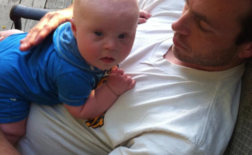 Dexter & Dad