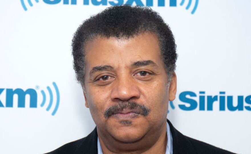 """Neil deGrasse Tyson said of the allegations: """"But what happens when it's just one person's word against another's, and the stories don't agree? That's when people tend to pass judgment on who is more credible than whom."""""""