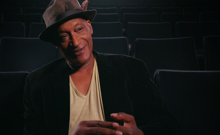 """Actor Tony Todd (""""Candyman"""") is one of the people interviewed in """"Horror Noire."""""""