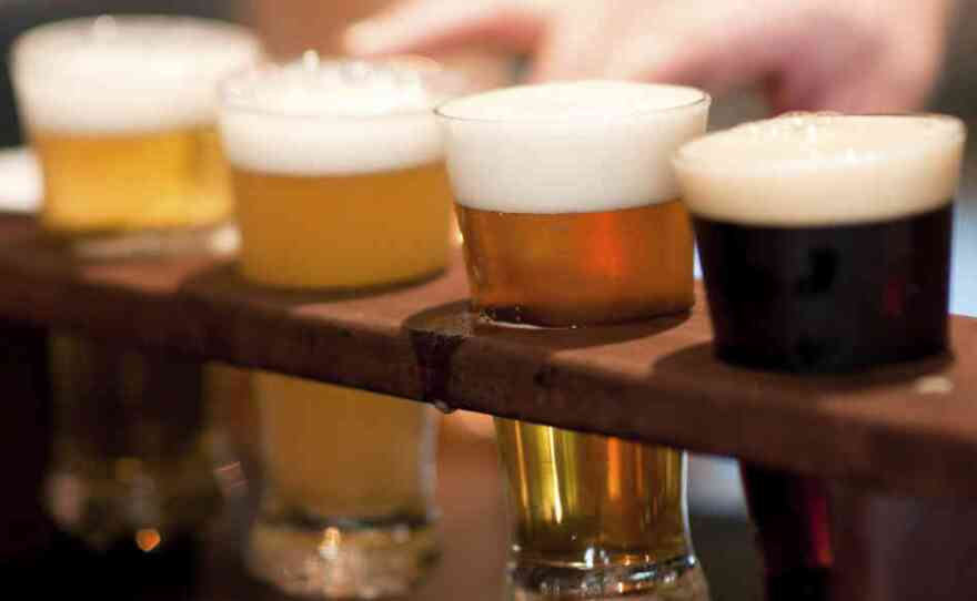 BEERology, a new exhibit at San Diego's Museum of Man explores the history of beer around the world.