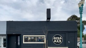 Soda Bar, a live music venue and bar in City Heights, is shown in an undated photo.