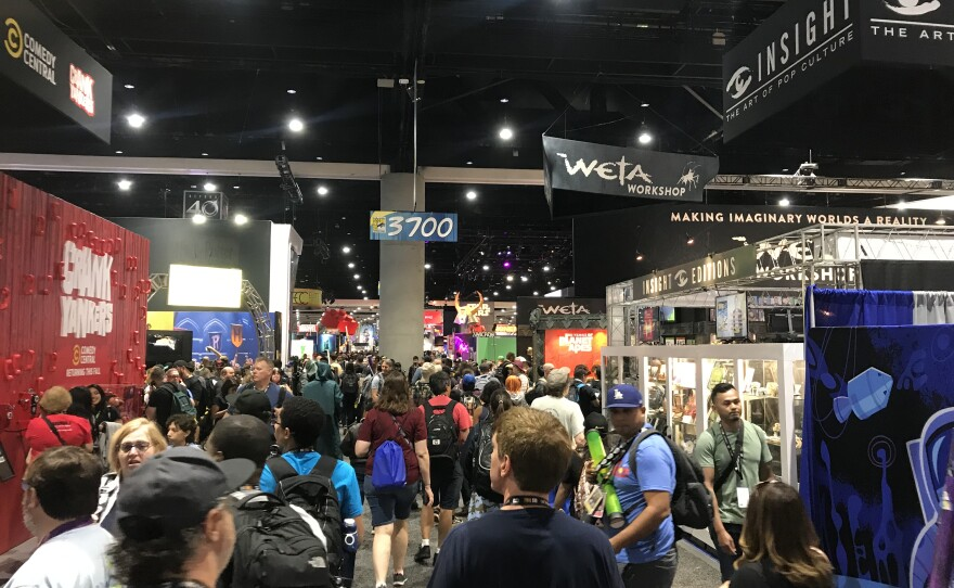 Concerns over the spread of coronavirus have forced Comic-Con International to cancel its mass gathering of pop culture fans this July and to instead put the show online. July 18, 2019