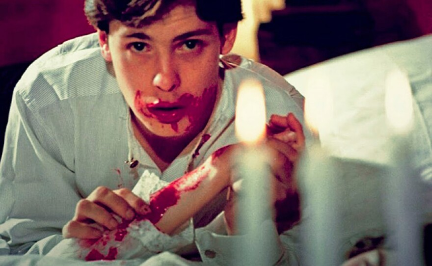 """John Amplas stars as a young man who may or may not be a vampire in George A. Romero's """"Martin."""" (1978)"""