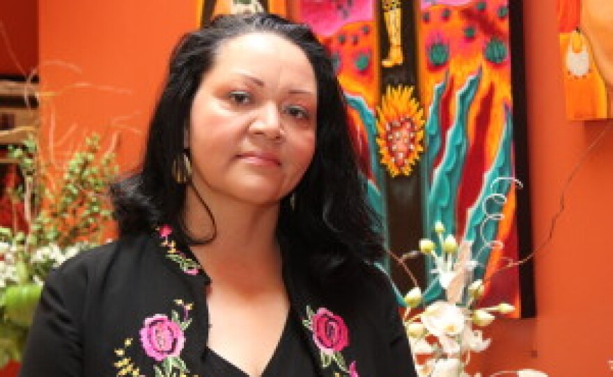 """Award winning playwright and screenwriter  Josefina López is best known for """"Real Women Have Curves"""""""
