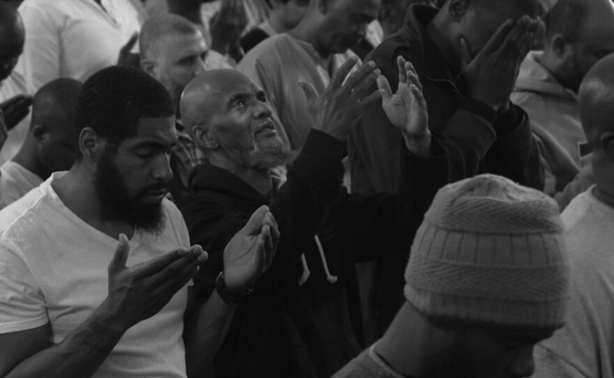 Hanif Muhammad stands for prayer in Ramadan and turns to God for help amidst all the hardships he's been facing.