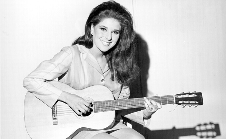 """Iconic singer-songwriter Bobbie Gentry performs her dramatic classic """"Ode to Billie Joe"""" in STORY SONGS (MY MUSIC) on PBS."""