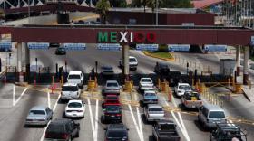 U.S. Border Crossing at Tijuana