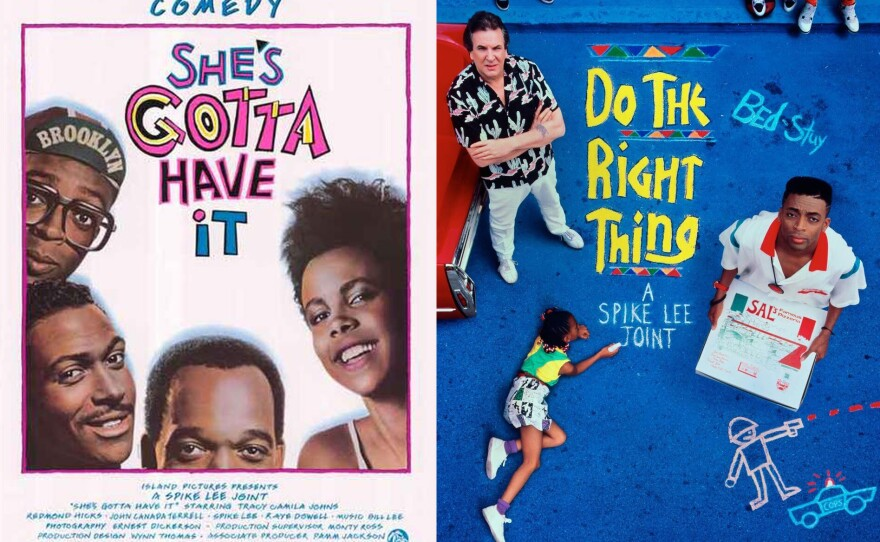 """Spike Lee mad his film debut with """"She's Gotta Have It"""" in 1986 but he cemented his place as a bold new cinematic voice with """"Do the Right Thing"""" in 1989."""