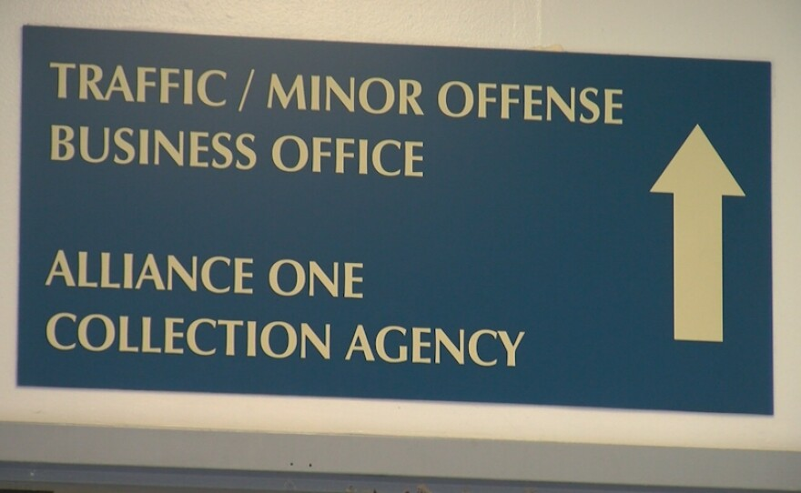 A San Diego lawyer says AllianceOne is deliberately shutting people out of the state's amnesty program for people with unpaid tickets, January 27, 2017.