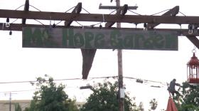 Mt. Hope Community Garden. January 21, 2020