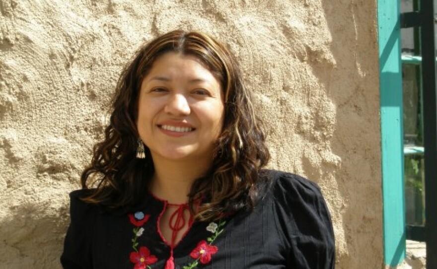 """Reyna Grande, is an award-winning novelist. Her latest book is a memoir called, """"The Distance Between Us."""""""
