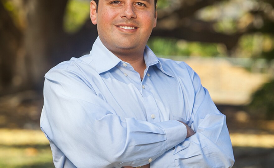 City Council candidate Antonio Martinez in an undated photo.