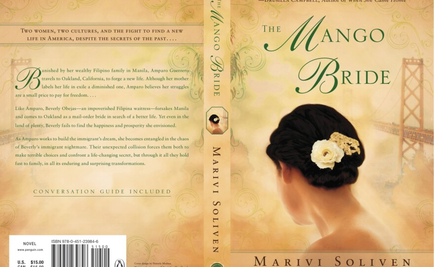 """Marivi Soliven, author of """"The Mango Bride,"""" decided to organize the conference Centering the Margins: Conversations with Writers of Color in response to a book festival that had not invited any writers of color on its panels."""