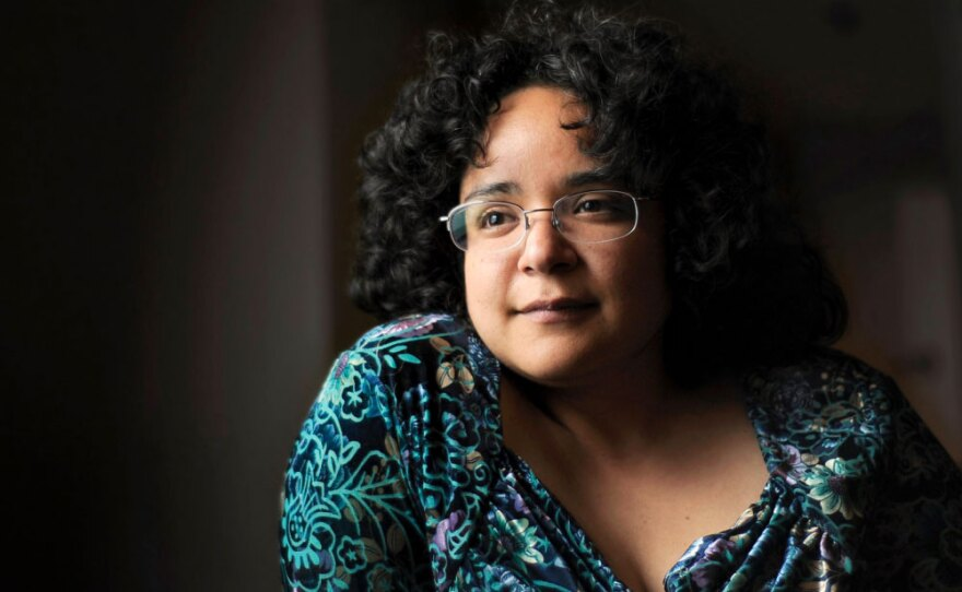"""Composer Gabriela Lena Frank's work """"Contested Eden"""" will premiere at SummerFest Aug. 7, 2021."""