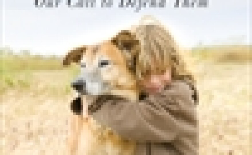 """The cover of """"The Bond: Our Kinship with Animals, Our Call to Defend Them"""" by Humane Society President and CEO Wayne Pacelle."""